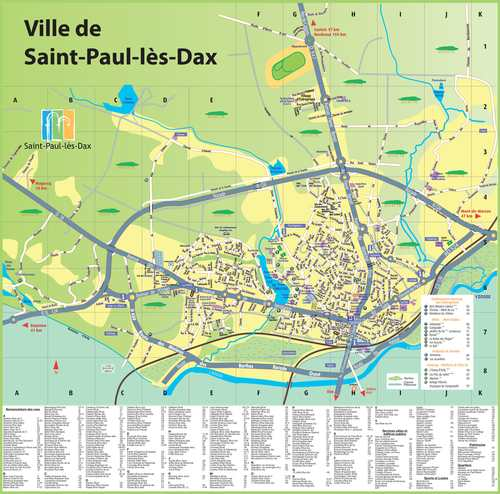 Ville De St Paul Les Dax