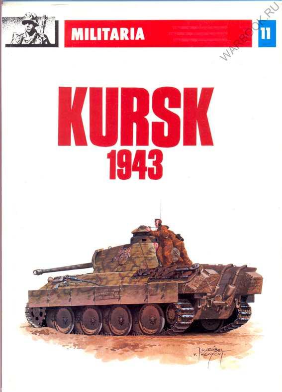 Militaria 11 Kursk 1943