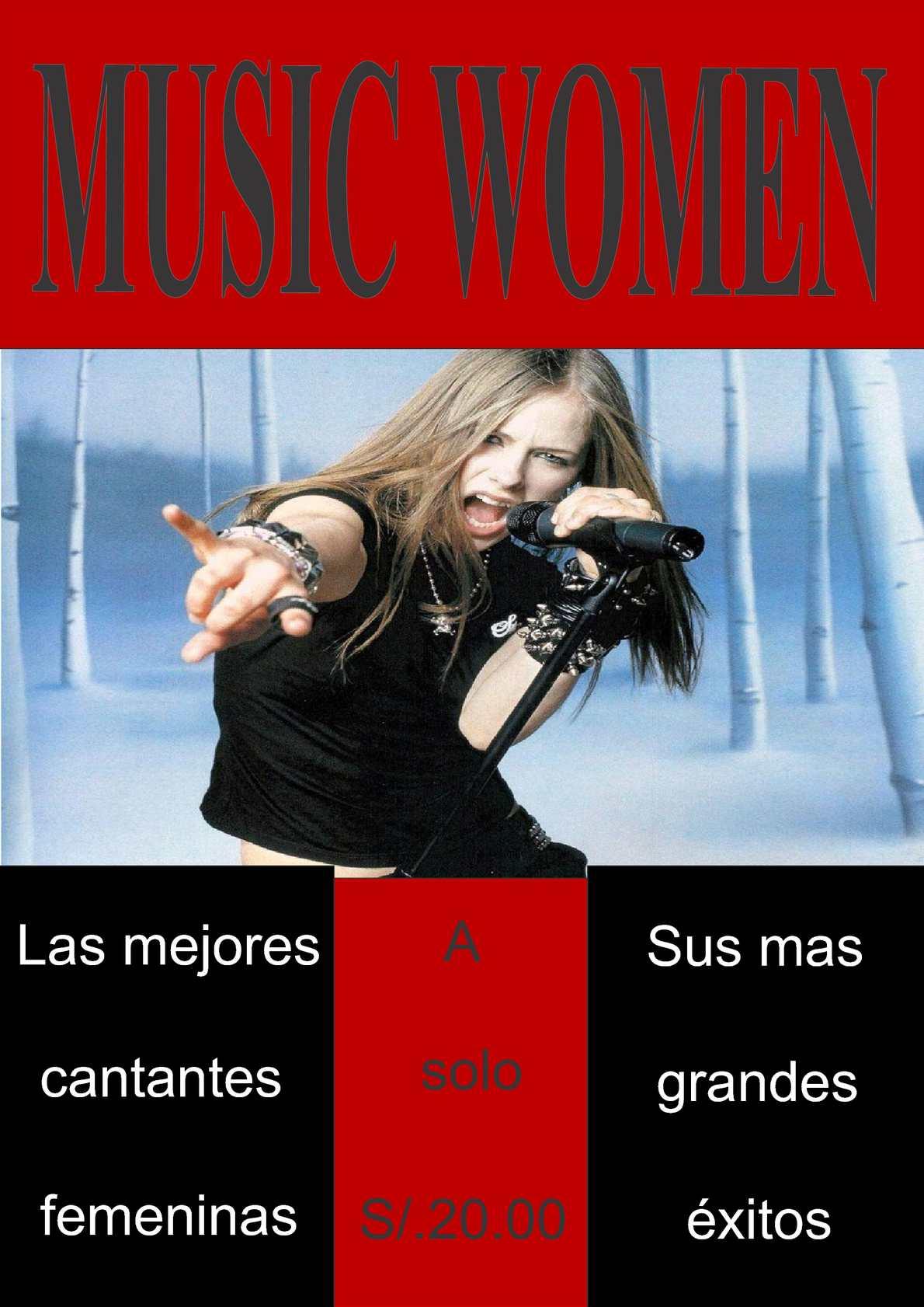 WOMEN MUSIC