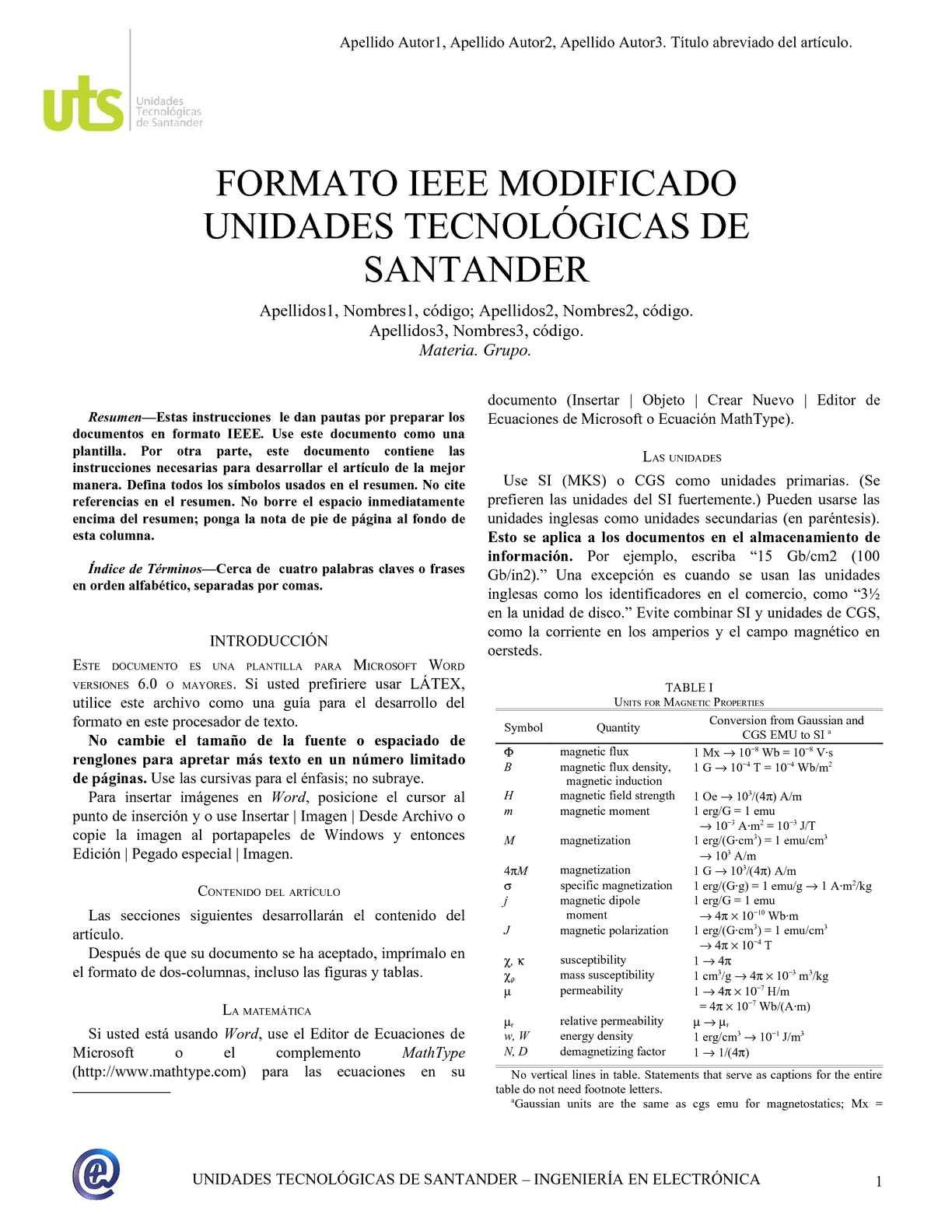 Calaméo - IEEE UTS