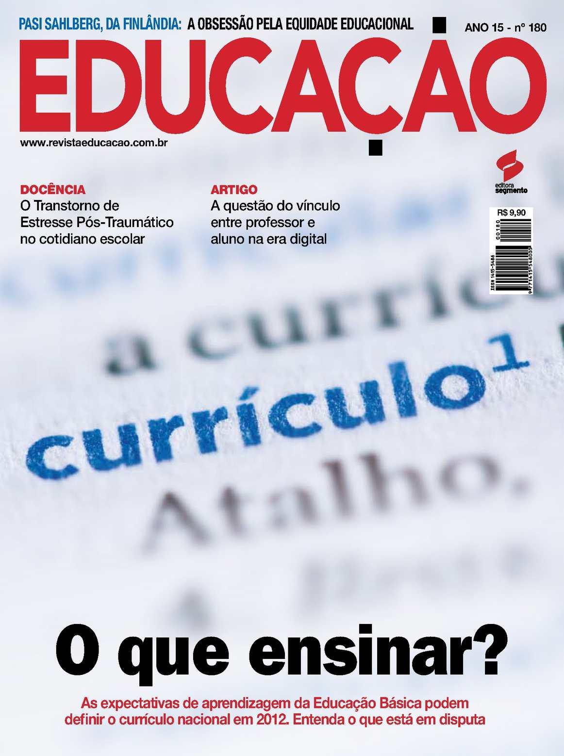 Revista Educação - Edição 180