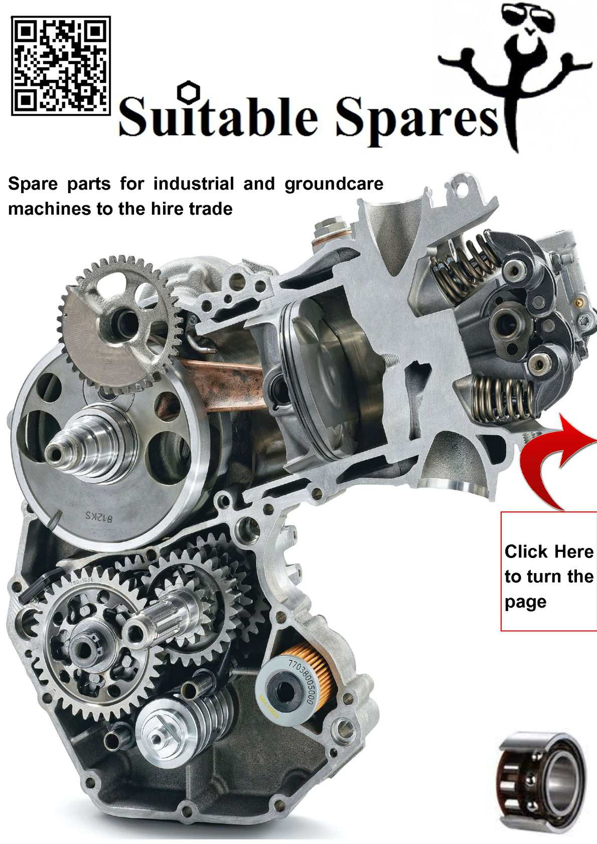 Calamo Suitable Spares Catalogue April 2012 Husqvarna 325 Chainsaw Engine Diagram