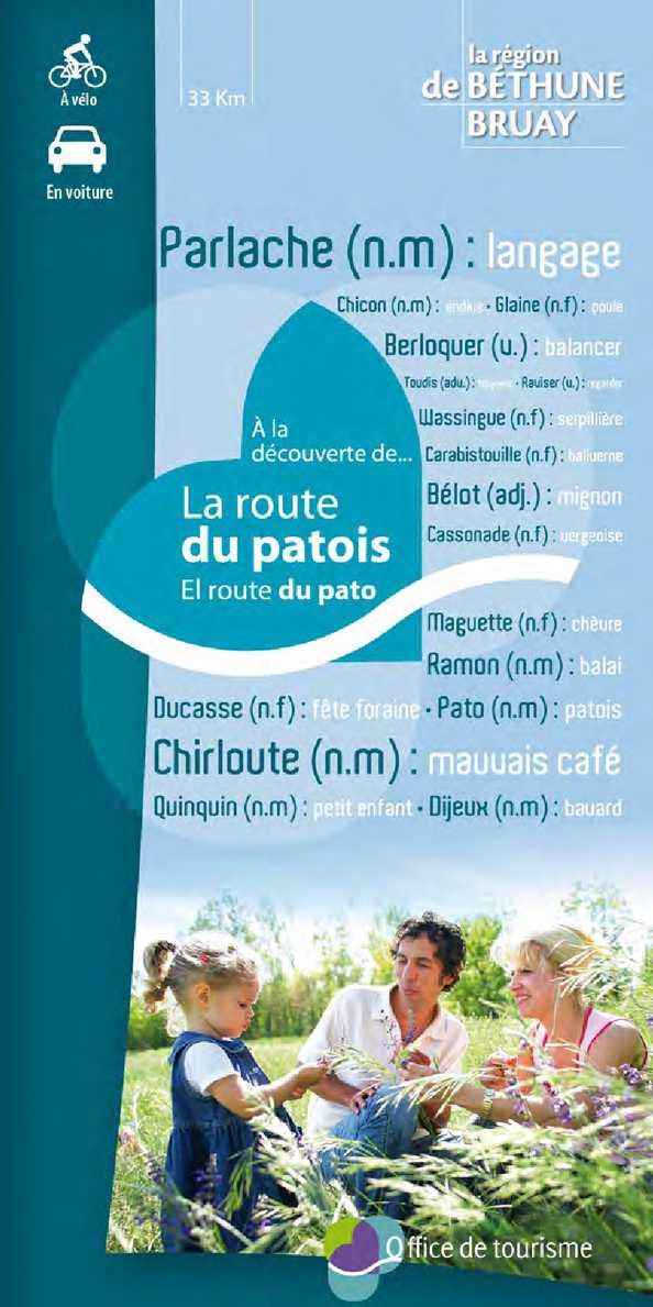 A la découverte de la Route du Patois