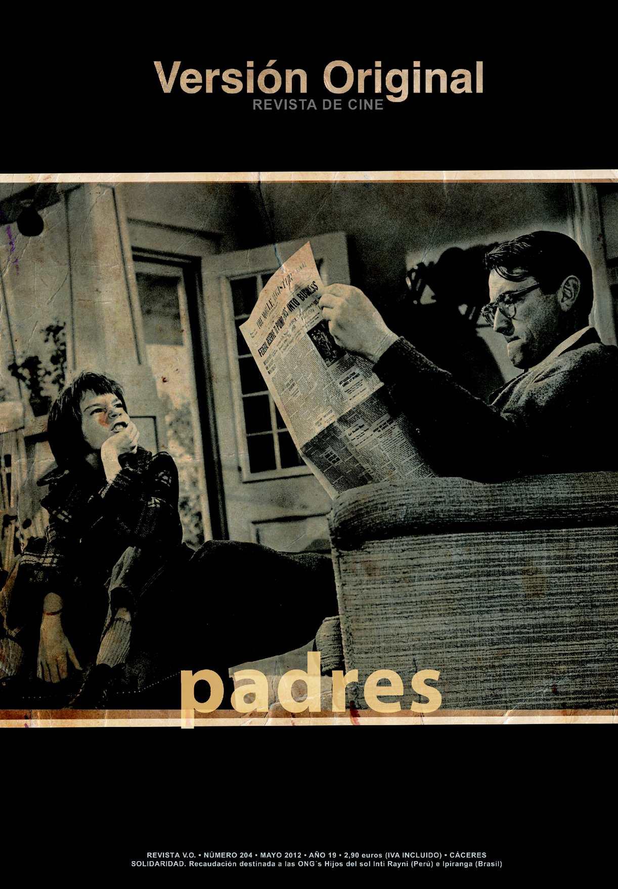 Revista de Cine Versión Original 204. PADRES