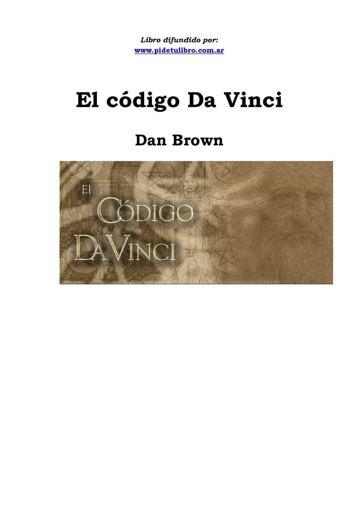 Calaméo - El código Da Vinci 5ebaccc1b1c