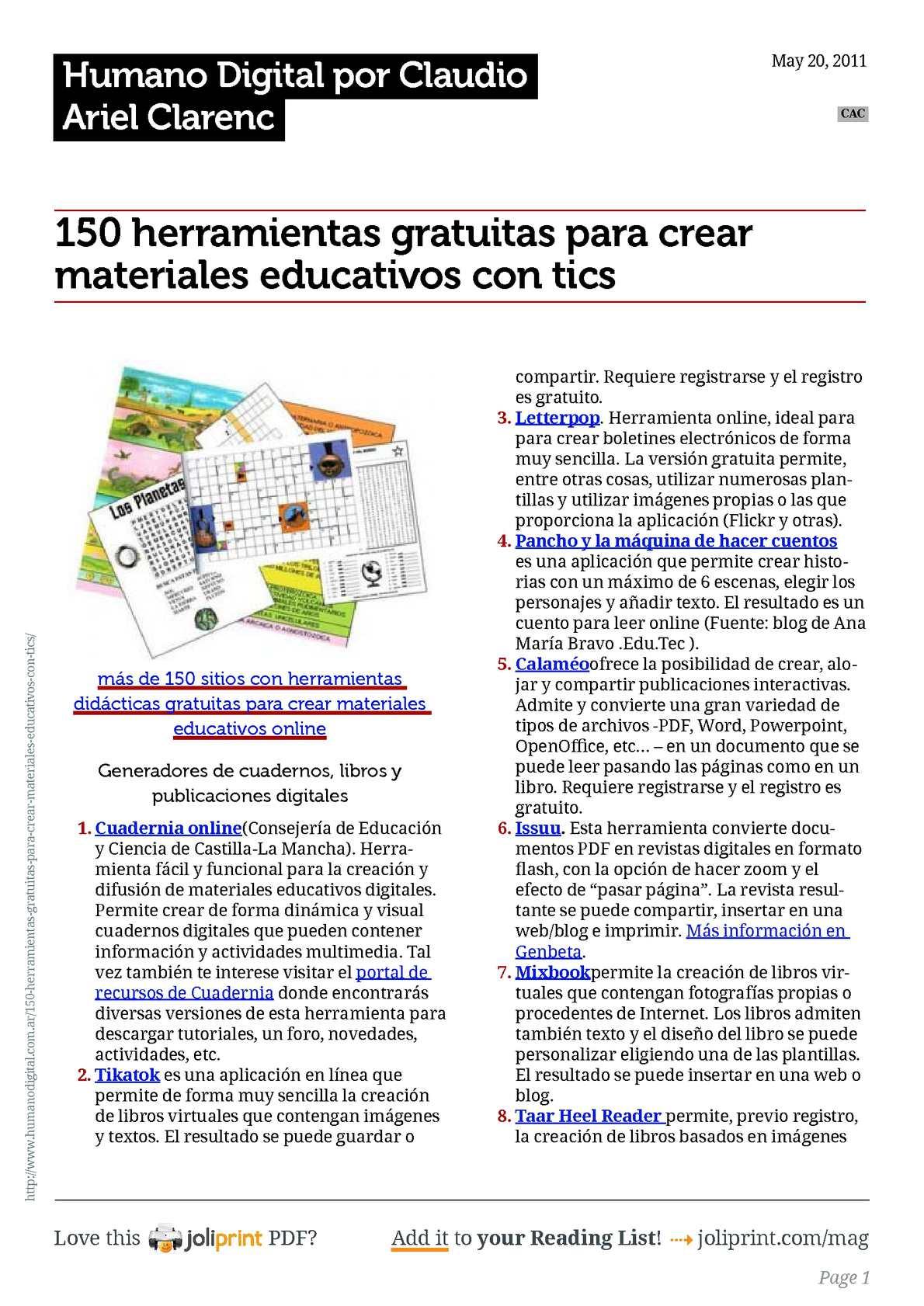 Calaméo - www.humanodigital.com.ar-150-herramientas-gratuitas-para ...