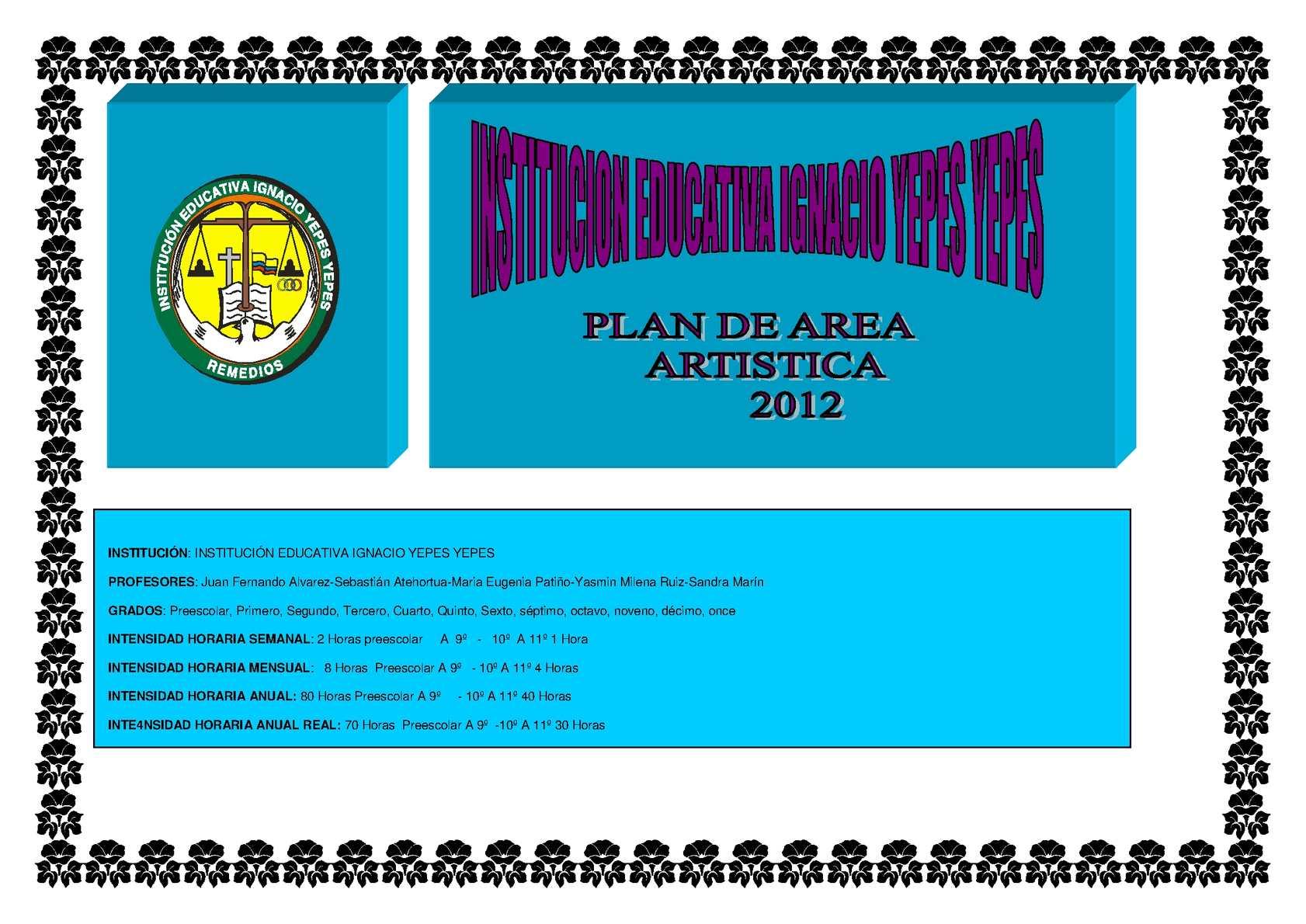 Calaméo - PLANART2012
