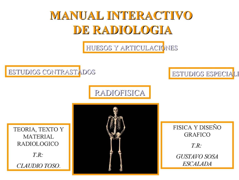 Calaméo - Manual Radiología