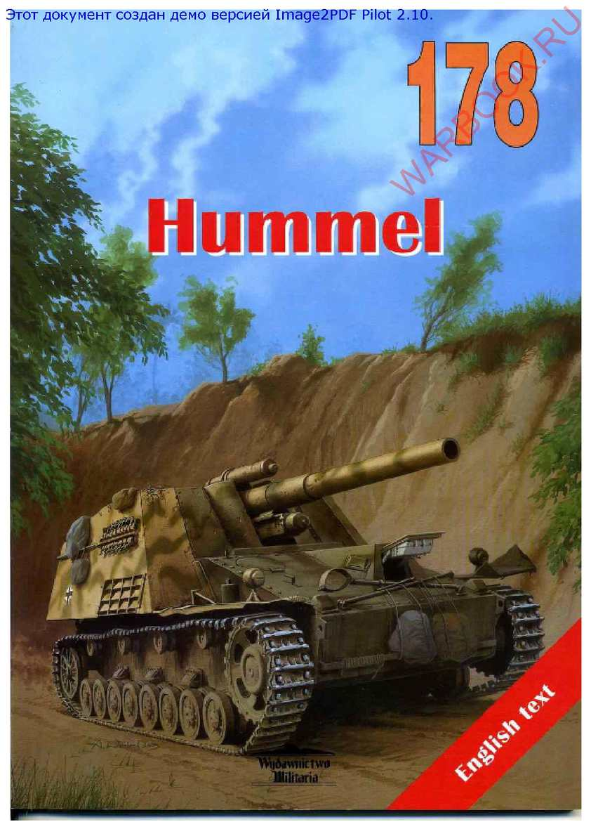 Wydawnictwo Militaria 178  Hummel