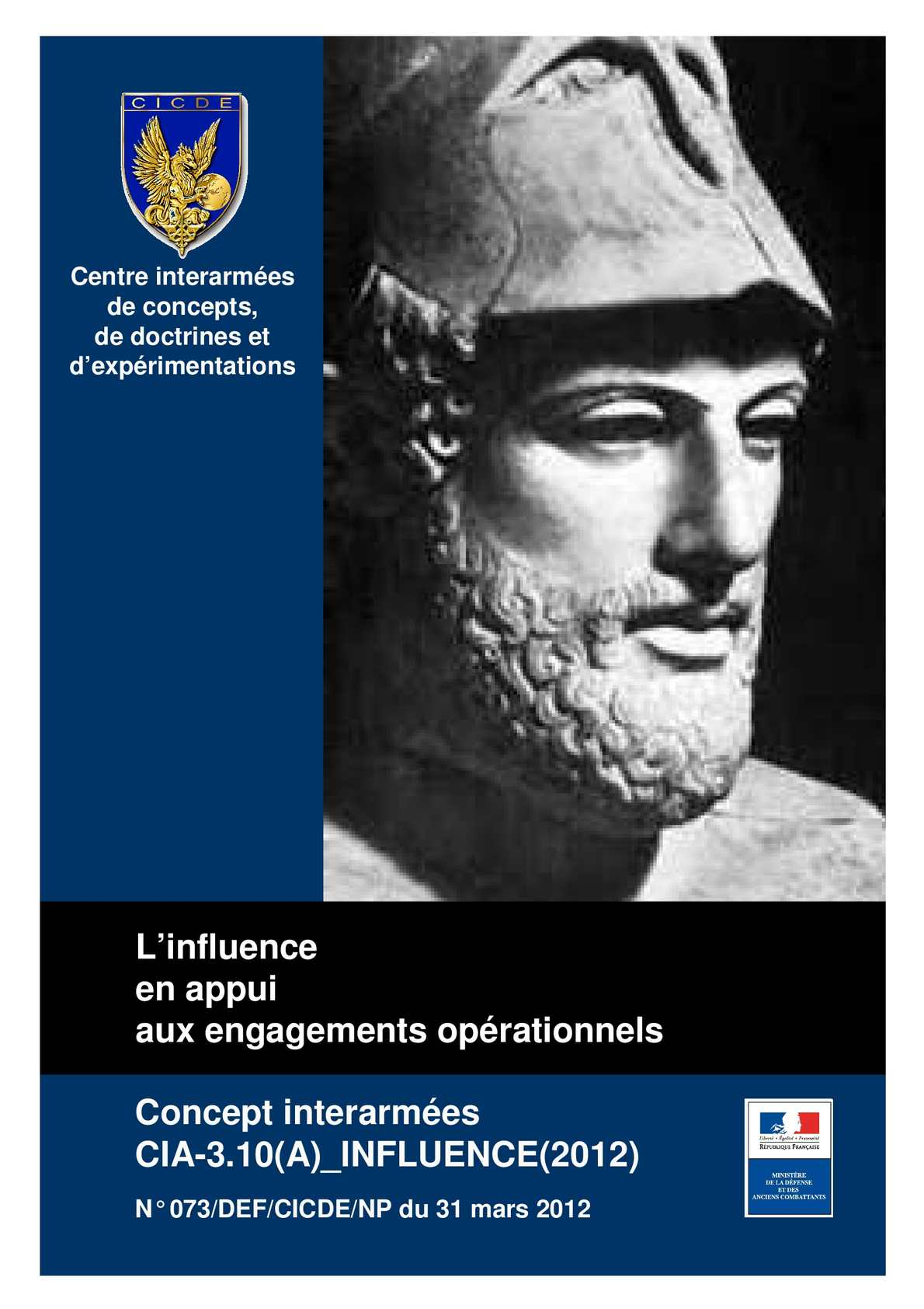 CICDE - Influence Engagement Opérationnel