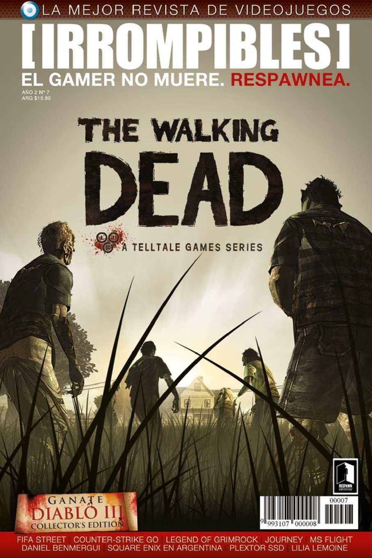 [IRROMPIBLES] 07: The Walking Dead