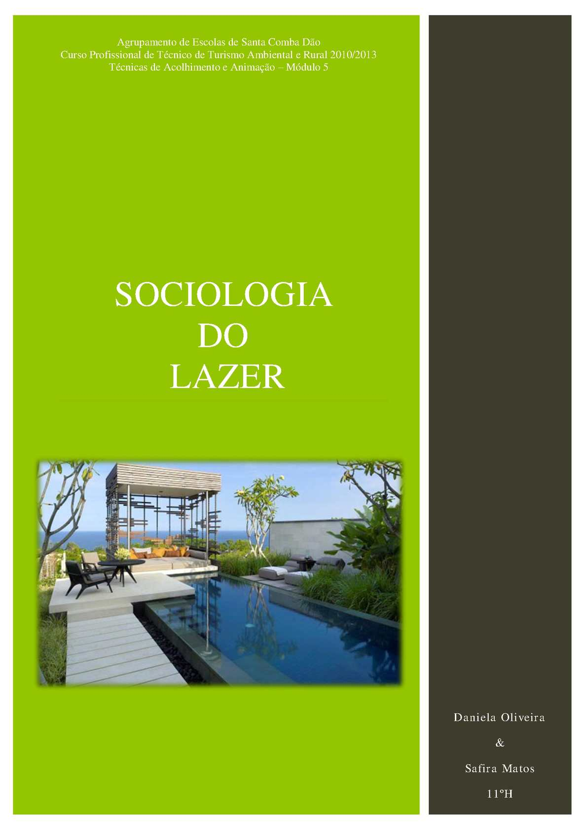 Sociologia do Lazer
