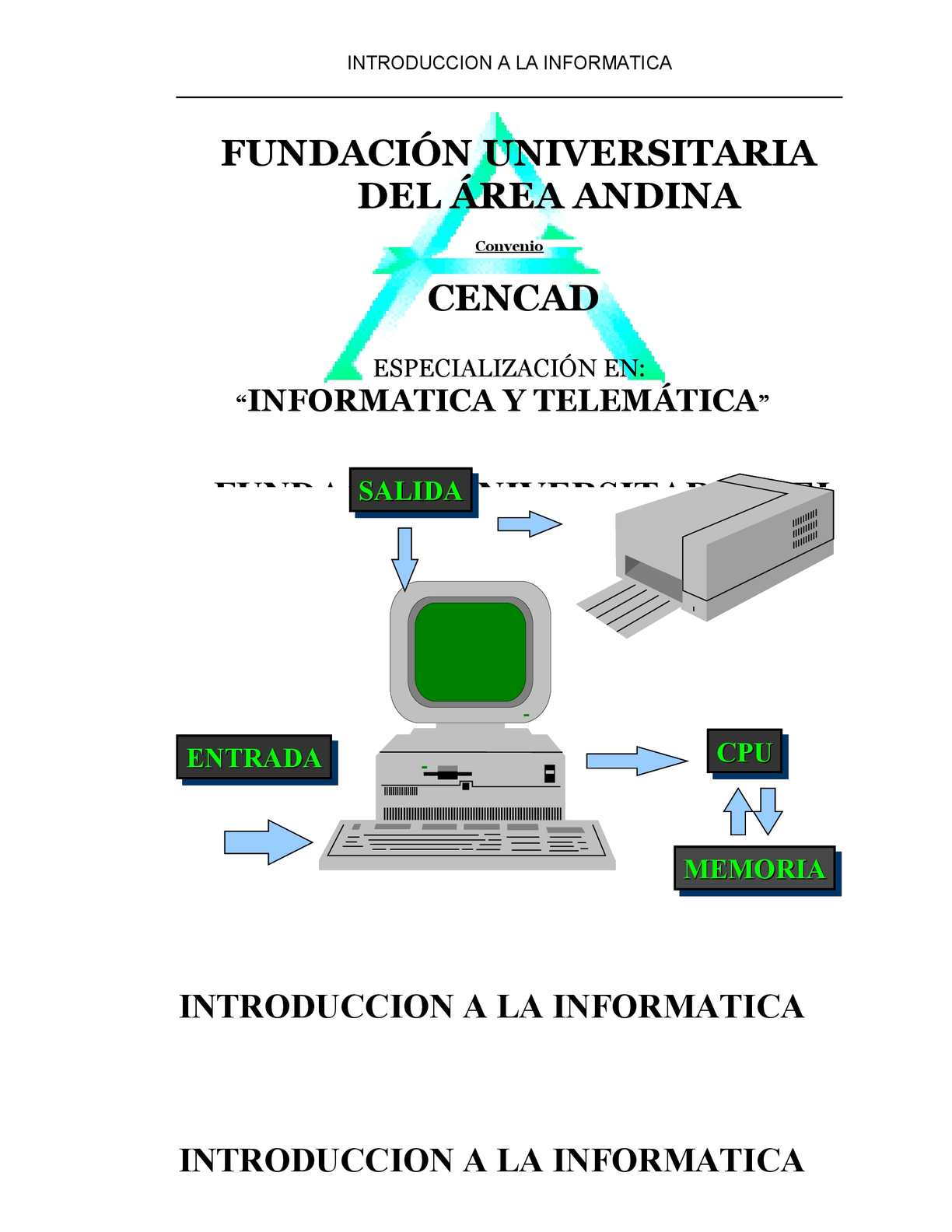 Calaméo - introducción a la informática