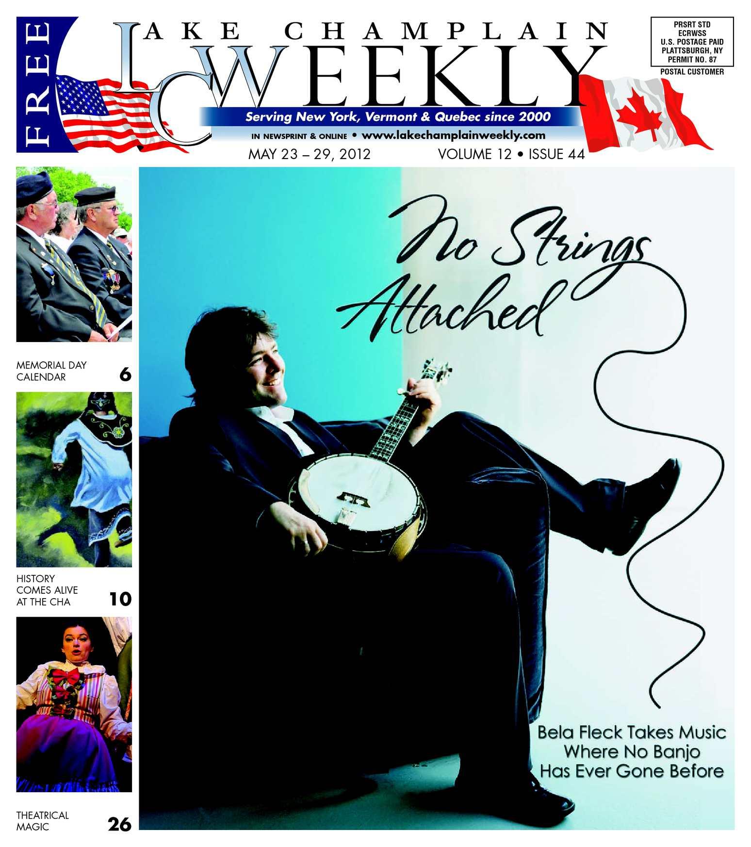 Calaméo - Lake Champlain Weekly | May 23, 2012 - May 29, 2012