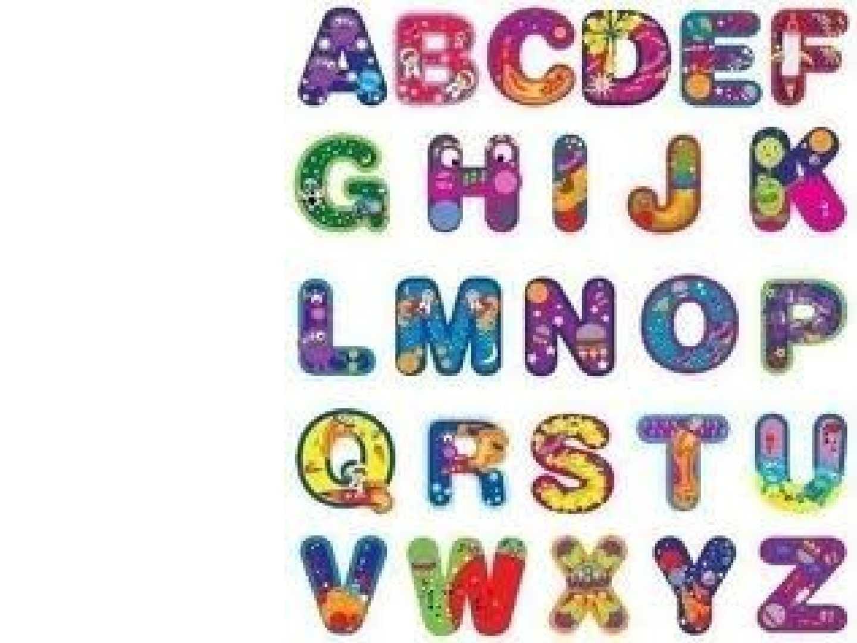 Calam o abecedari for Diario mural en ingles