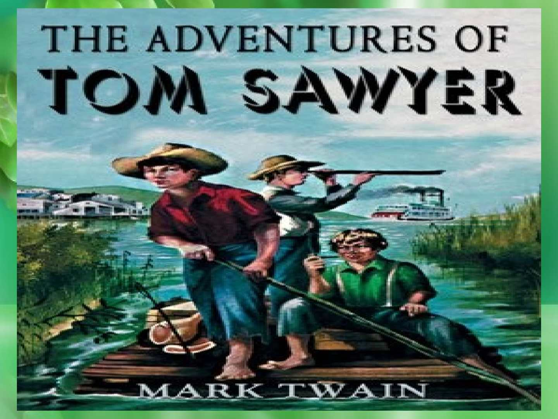 resumen del libro the adventures of tom sawyer