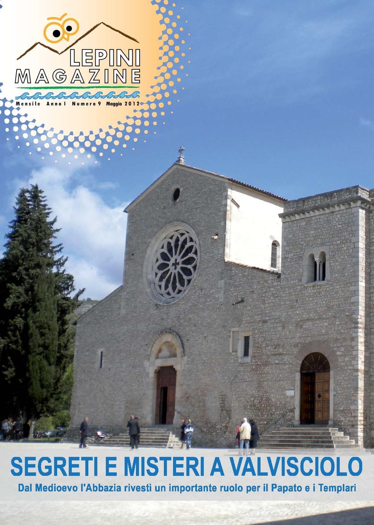 Calameo Lepini Magazine Maggio 2012