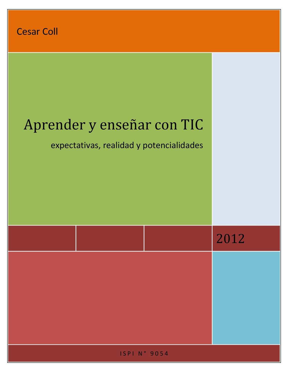 Calaméo - Aprender y Enseñar con las TIC - Cesar Coll
