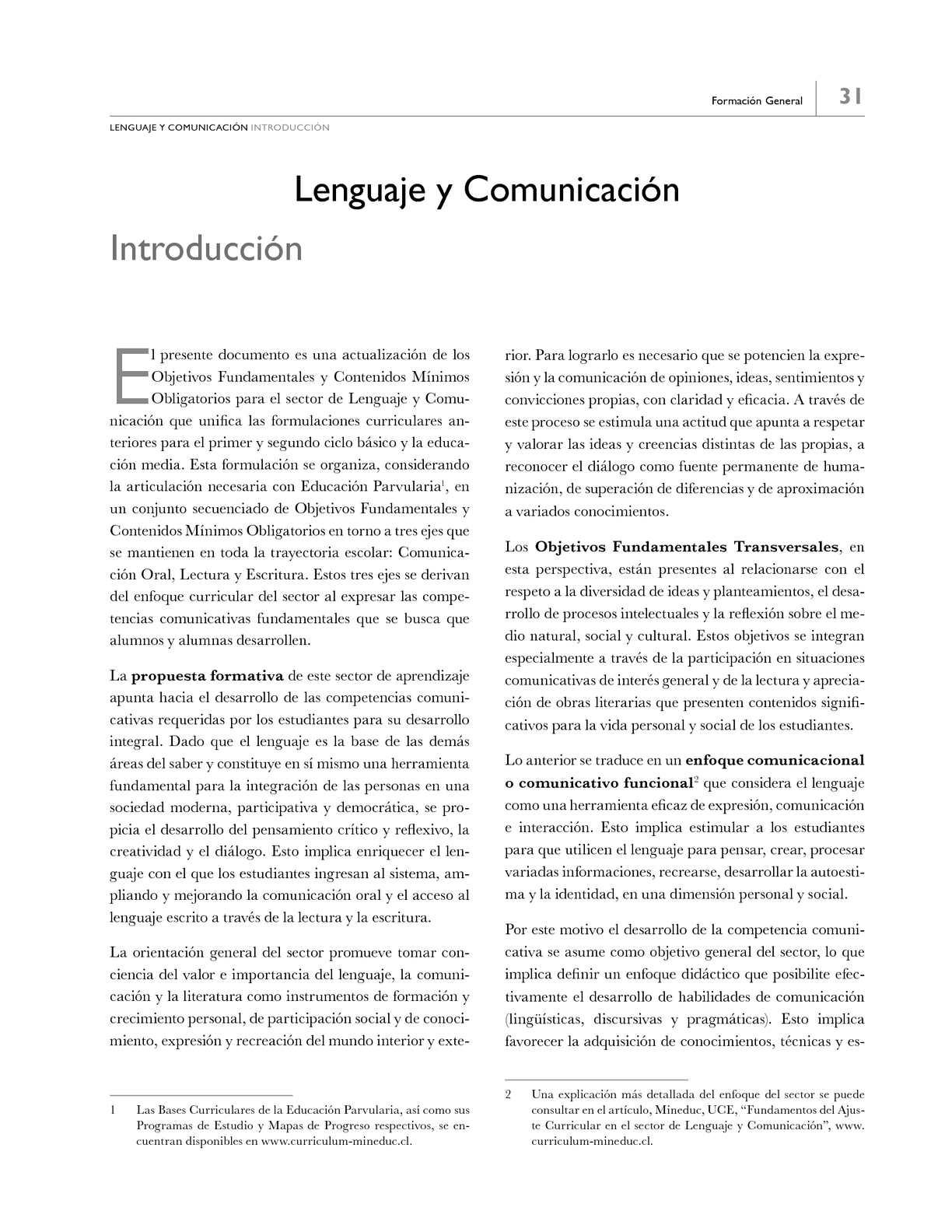 Calaméo - Lenguaje y comunicación