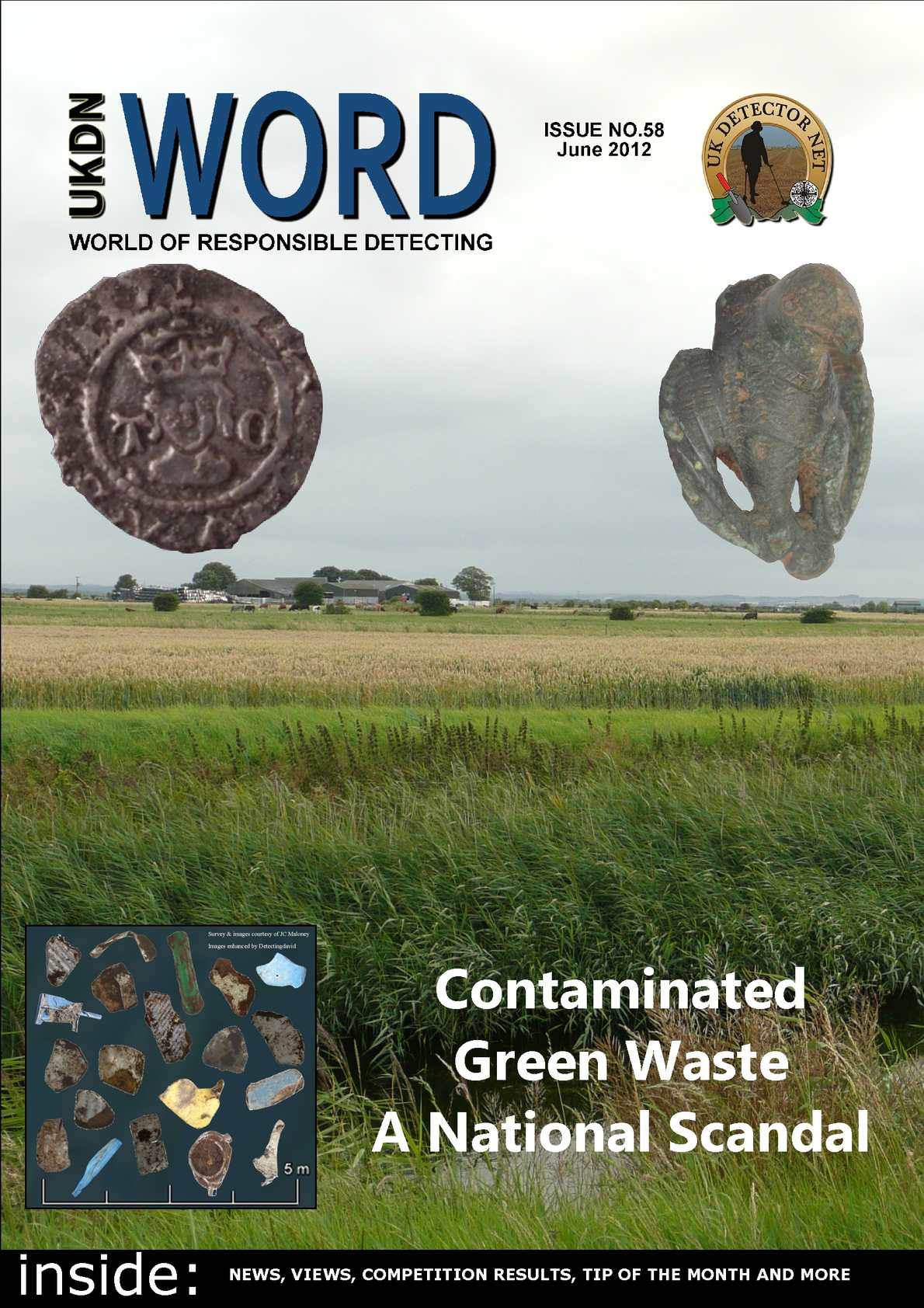 UKDN Word - Issue 58 - June 2012
