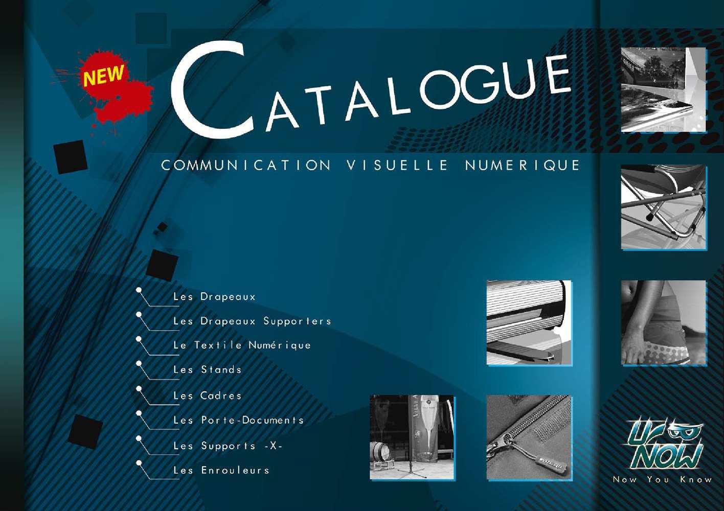 Catalogue Communication visuelle numérique