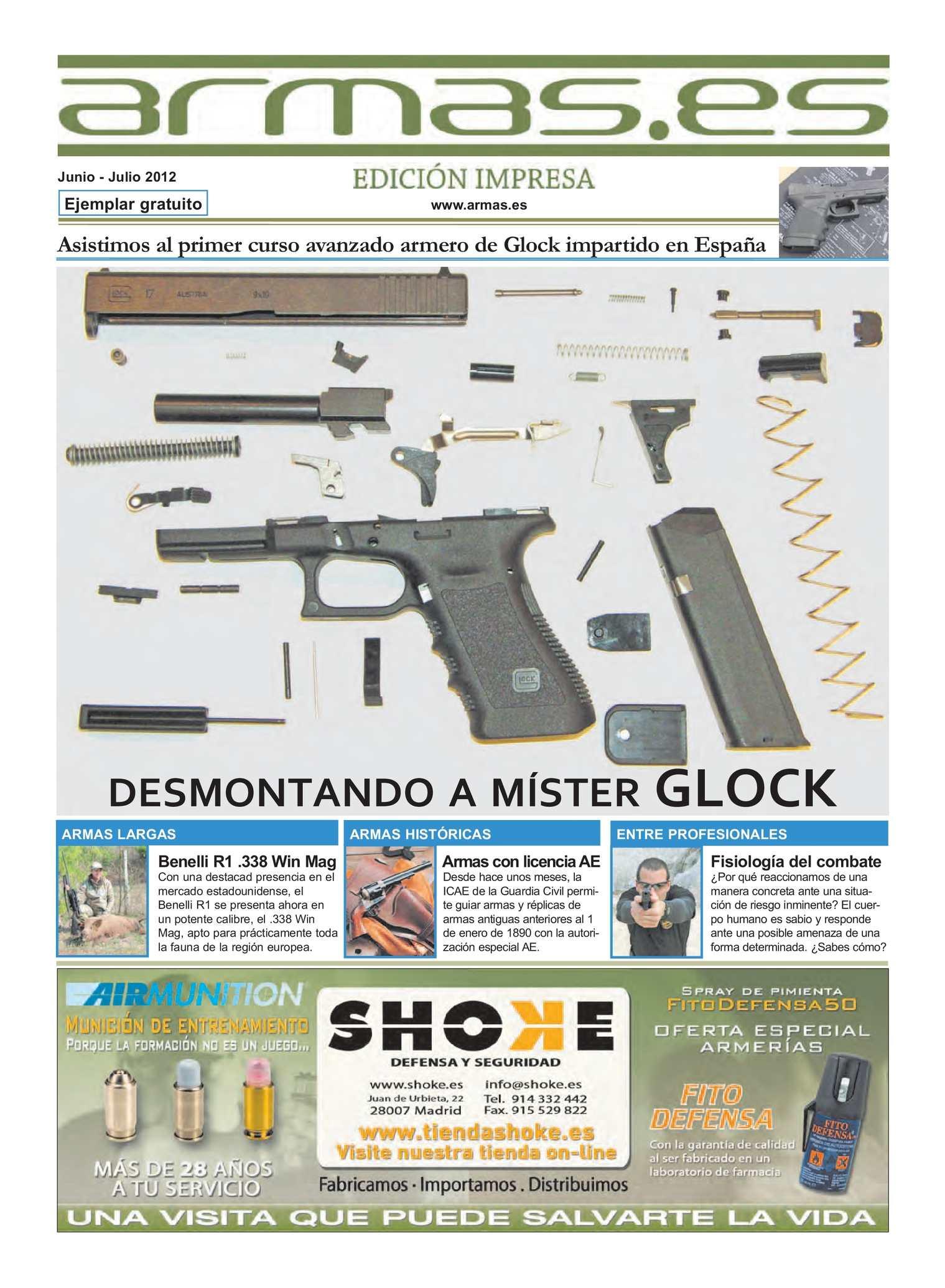 Calaméo - Periódico Armas.es Edición Impresa. Número 42. Junio ...
