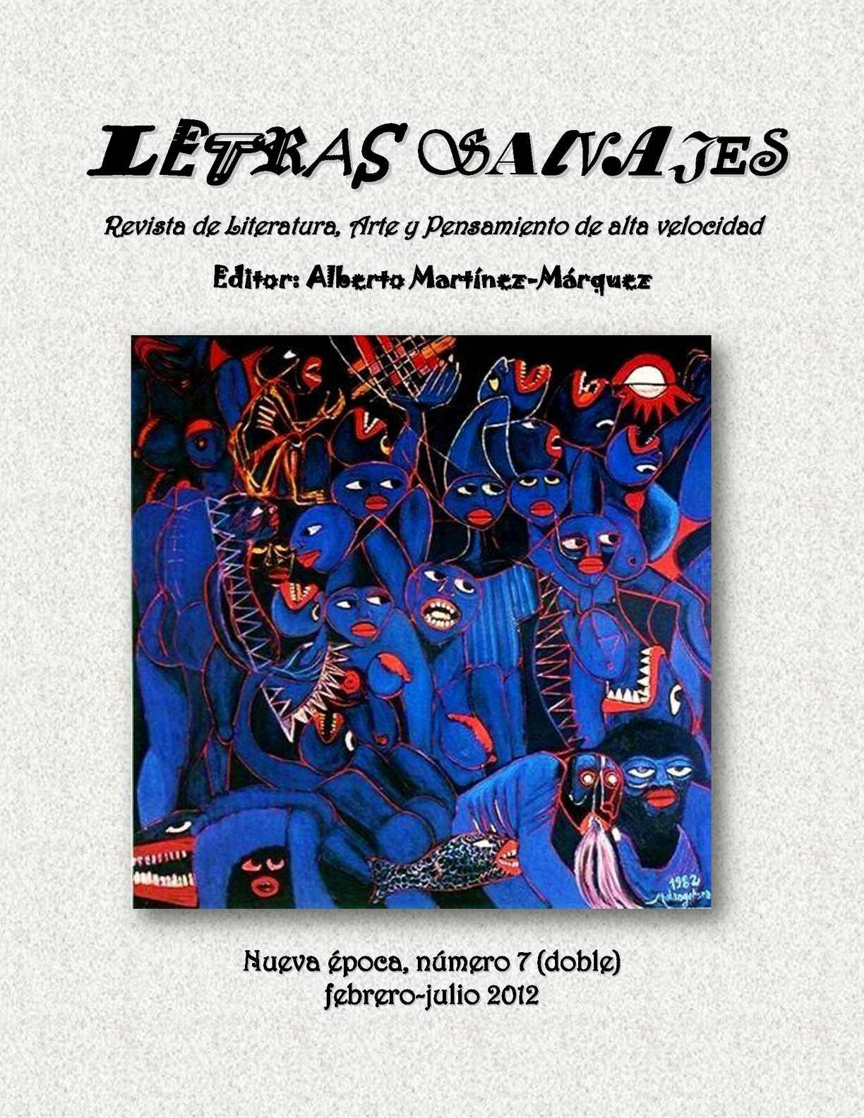 Calaméo - Letras Salvajes 7 214738a6583
