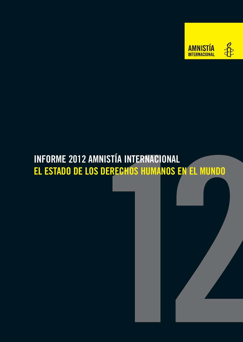 Calaméo - Informe 2012 de Amnistía Internacional