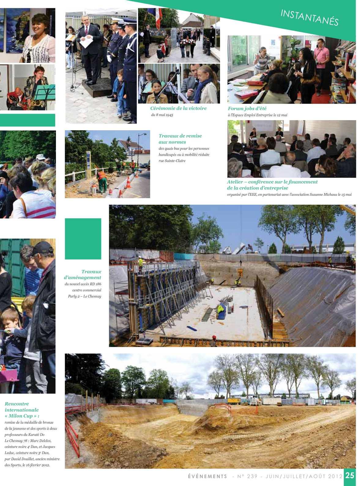 rencontres de la mobilité internationale 2012