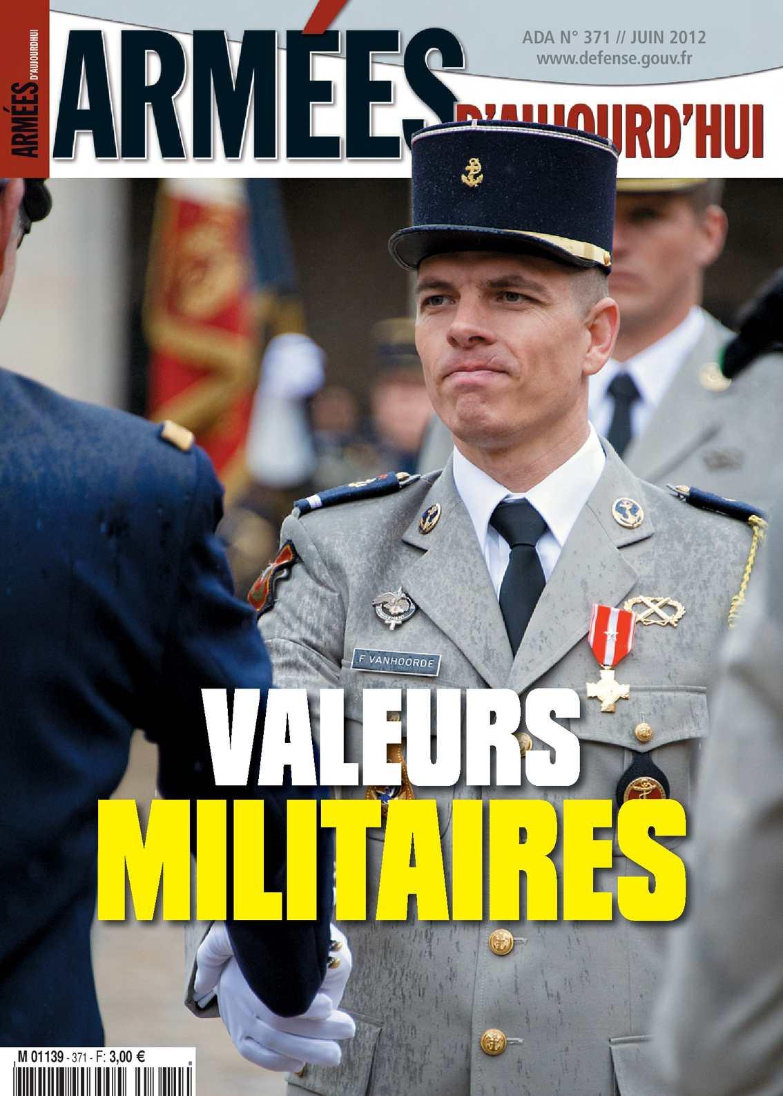 Armées d'aujourd'hui n° 371