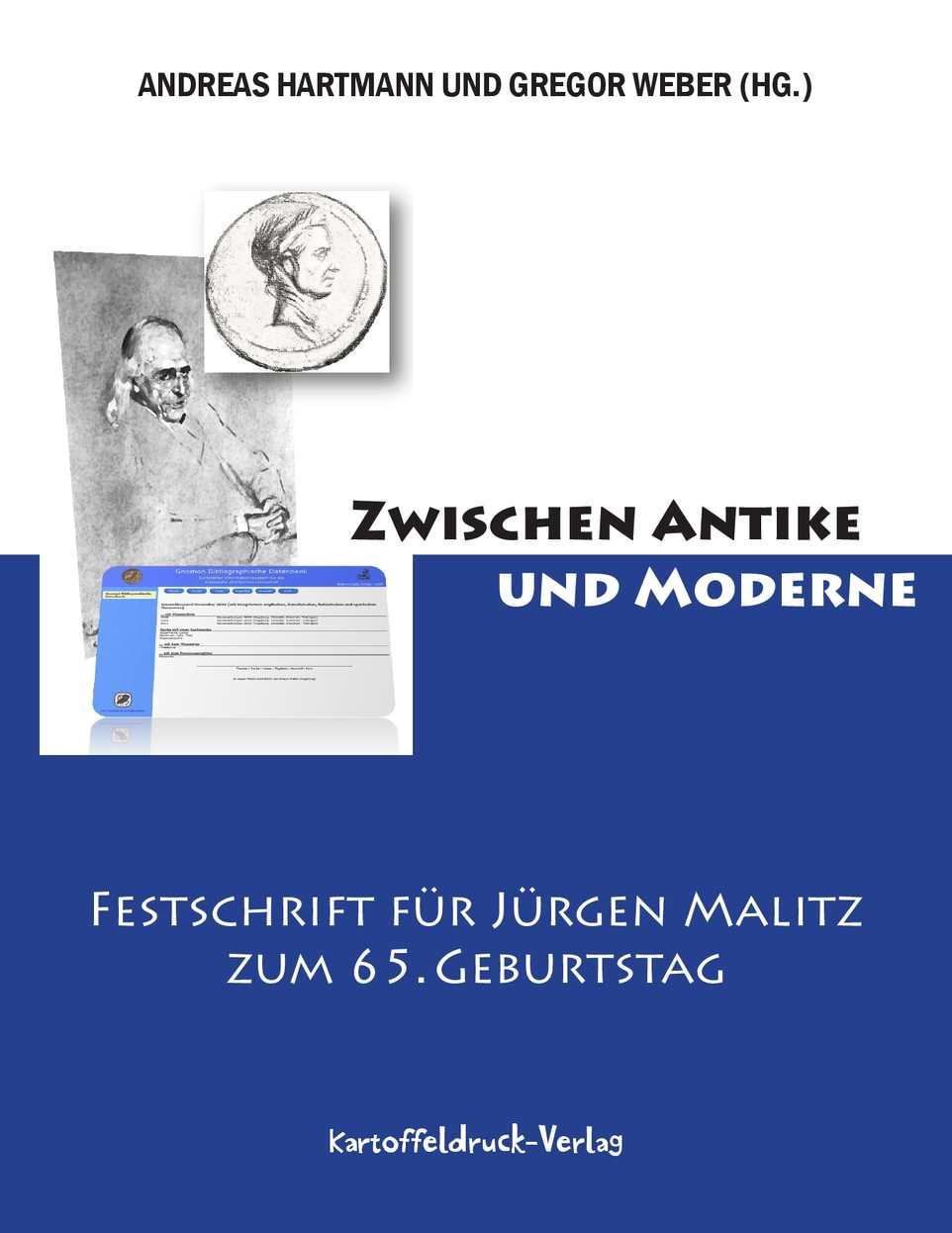Calaméo - Zwischen Antike und Moderne. Festschrift für Jürgen Malitz ...