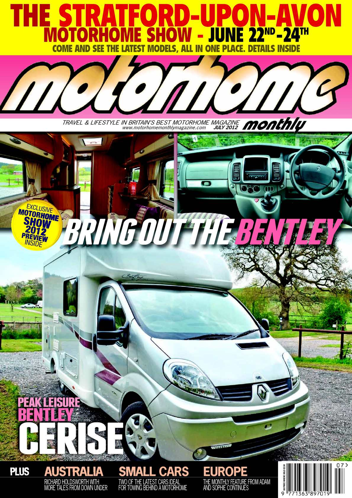 Calaméo July 2012 Motorhome Monthly Magazine