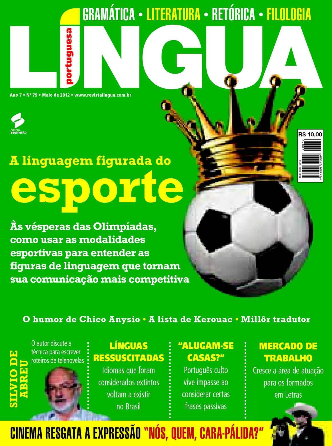 Calaméo - Revista Língua Portuguesa - Edição 79 c8a110f8646f4