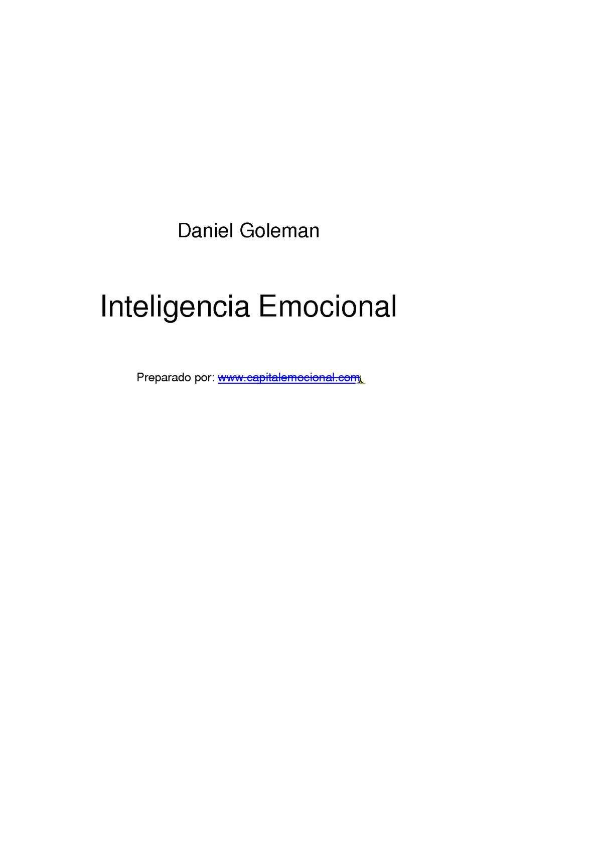 Calaméo - Inteligencia Emocional