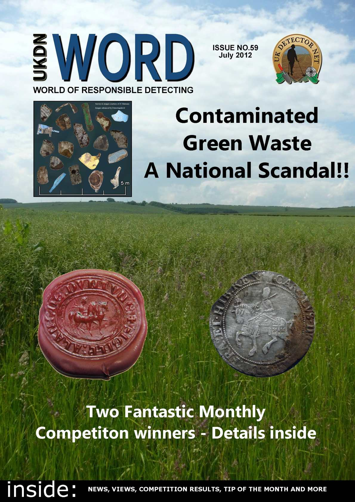 UKDN Word - Issue 59 - July 2012