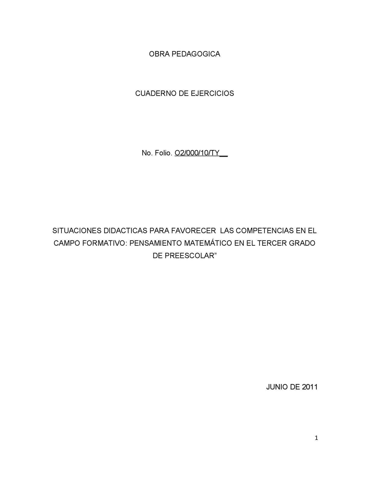 Calaméo - Situaciones didácticas para favorecer las competencias en ...