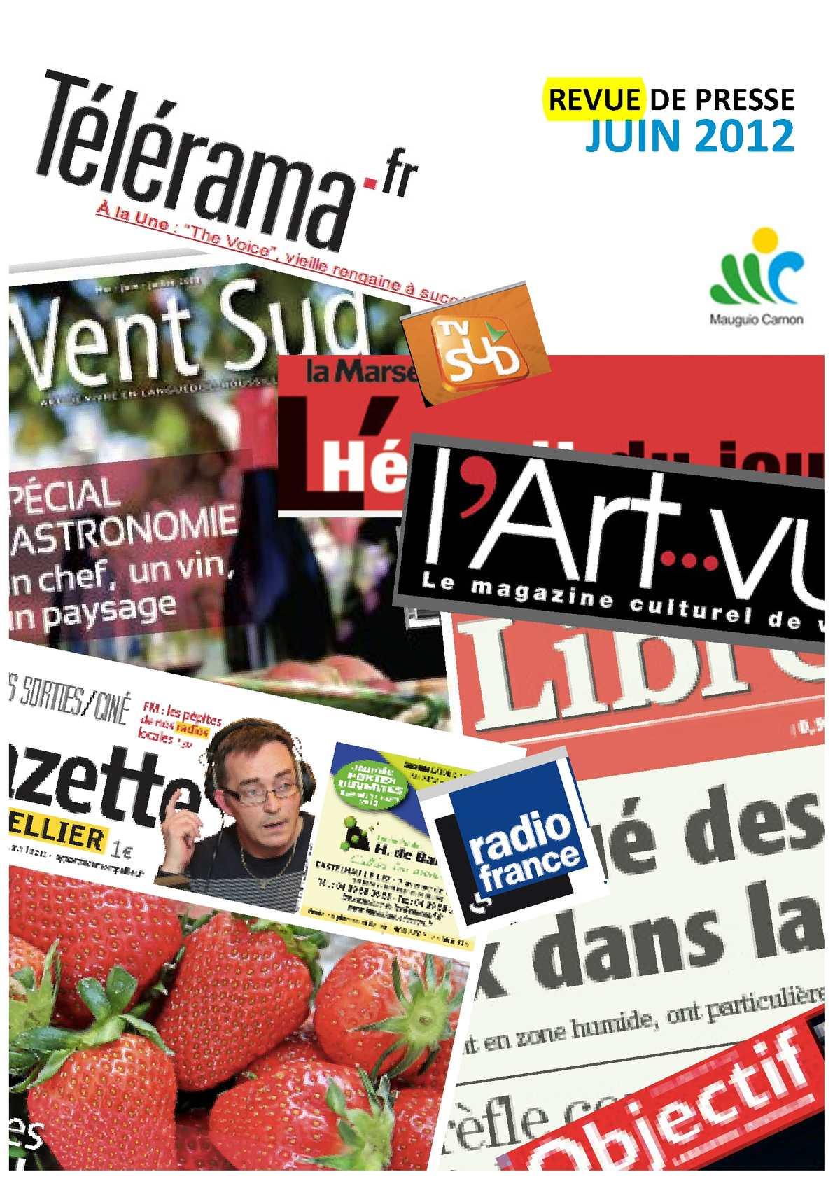 Calam o revue de presse juin 2012 for Revue de www houseplans com