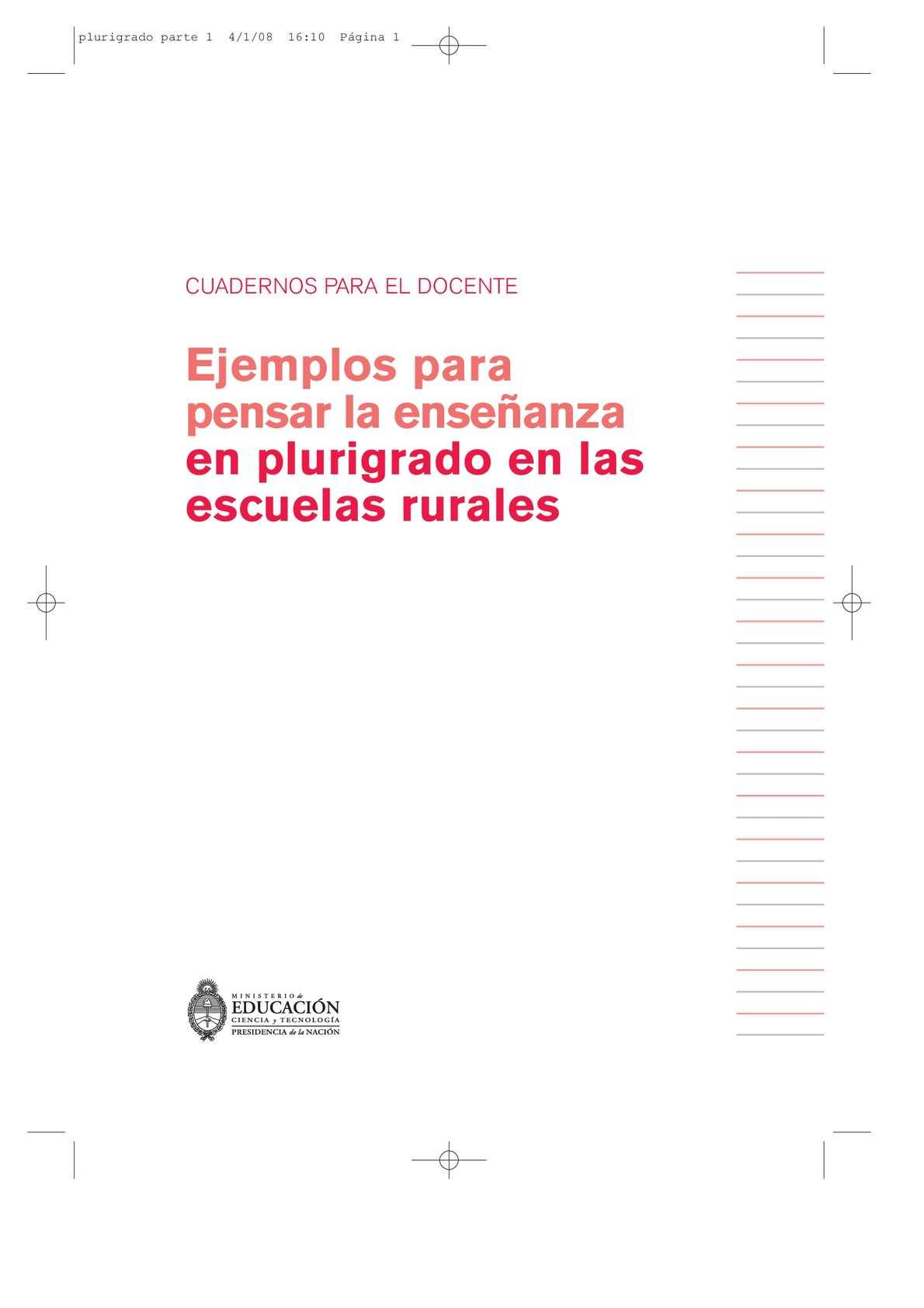 Libros de Ruralidad