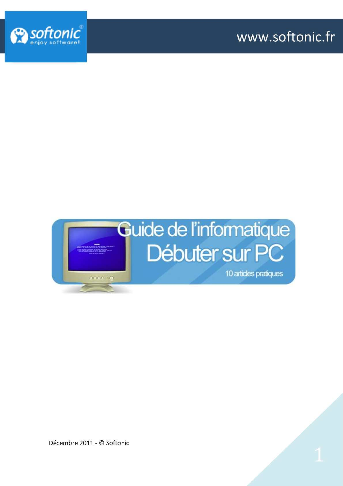Le guide de l'informatique