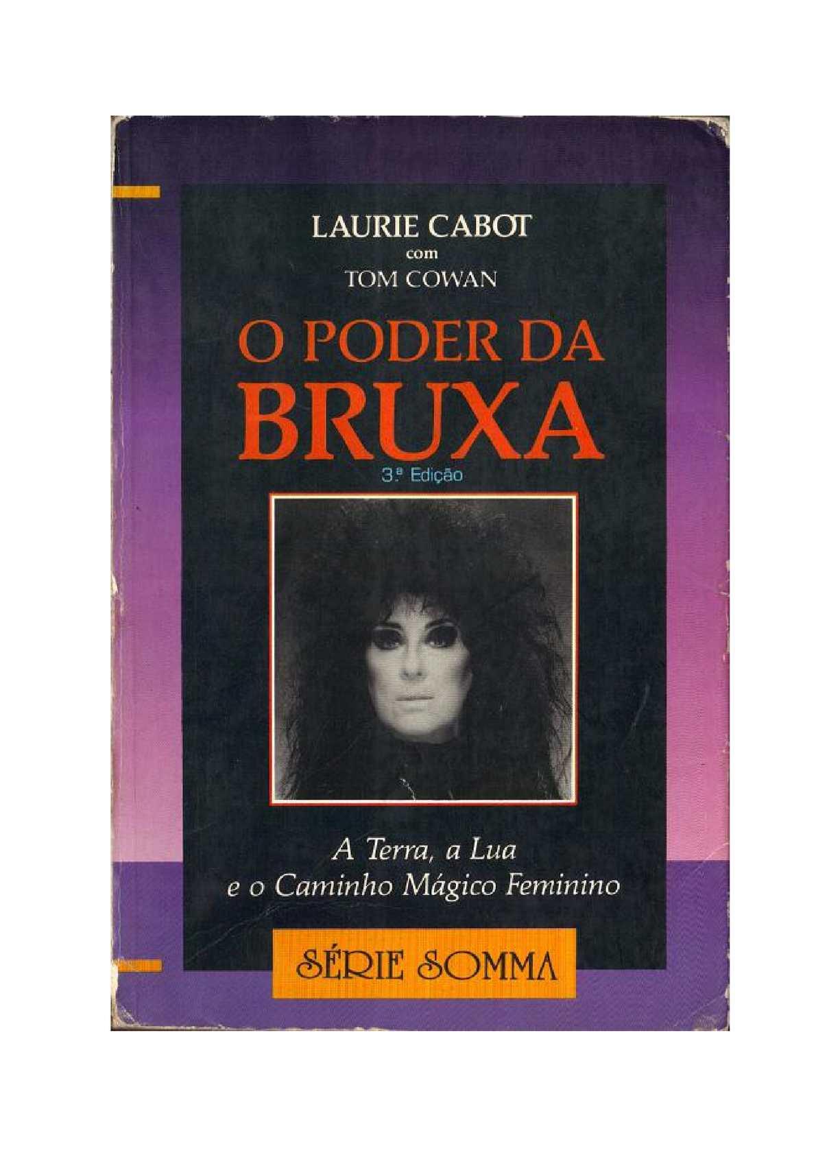 Calaméo O Poder Da Bruxa Laurie Cabot
