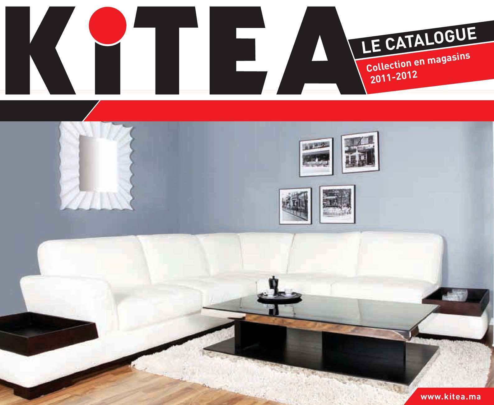 Calam o kit a catalogue collection 2011 2012 for Catalogue mobilier bureau