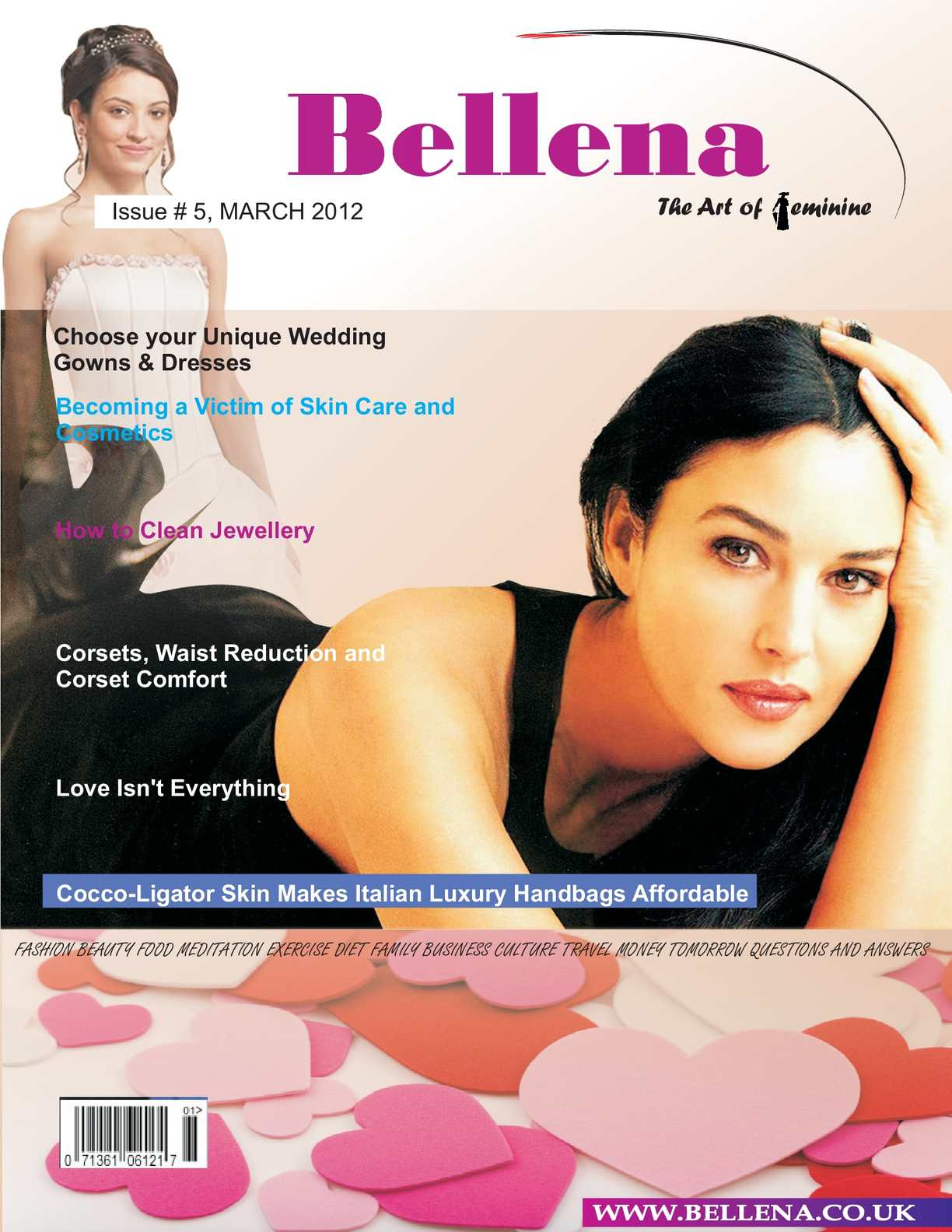 Bellena Fashion Magazine Issue #5