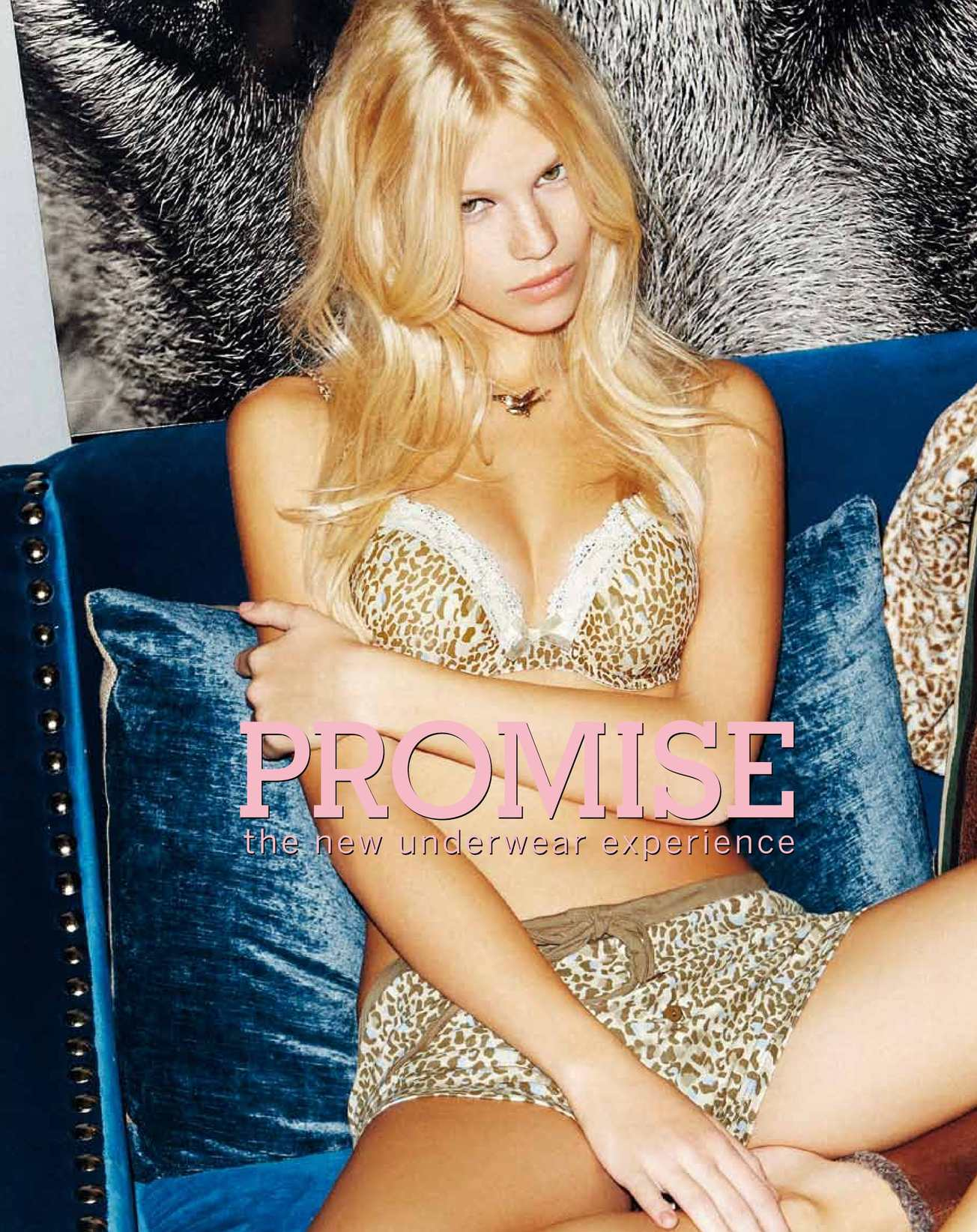 Promise Winter The New Underwear 2012