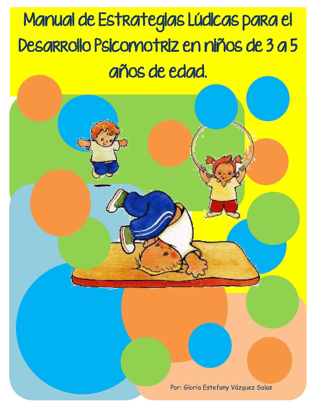Calam o manual de estrategias l dicas para el desarrollo for Actividades pedagogicas para ninos de 2 a 3 anos