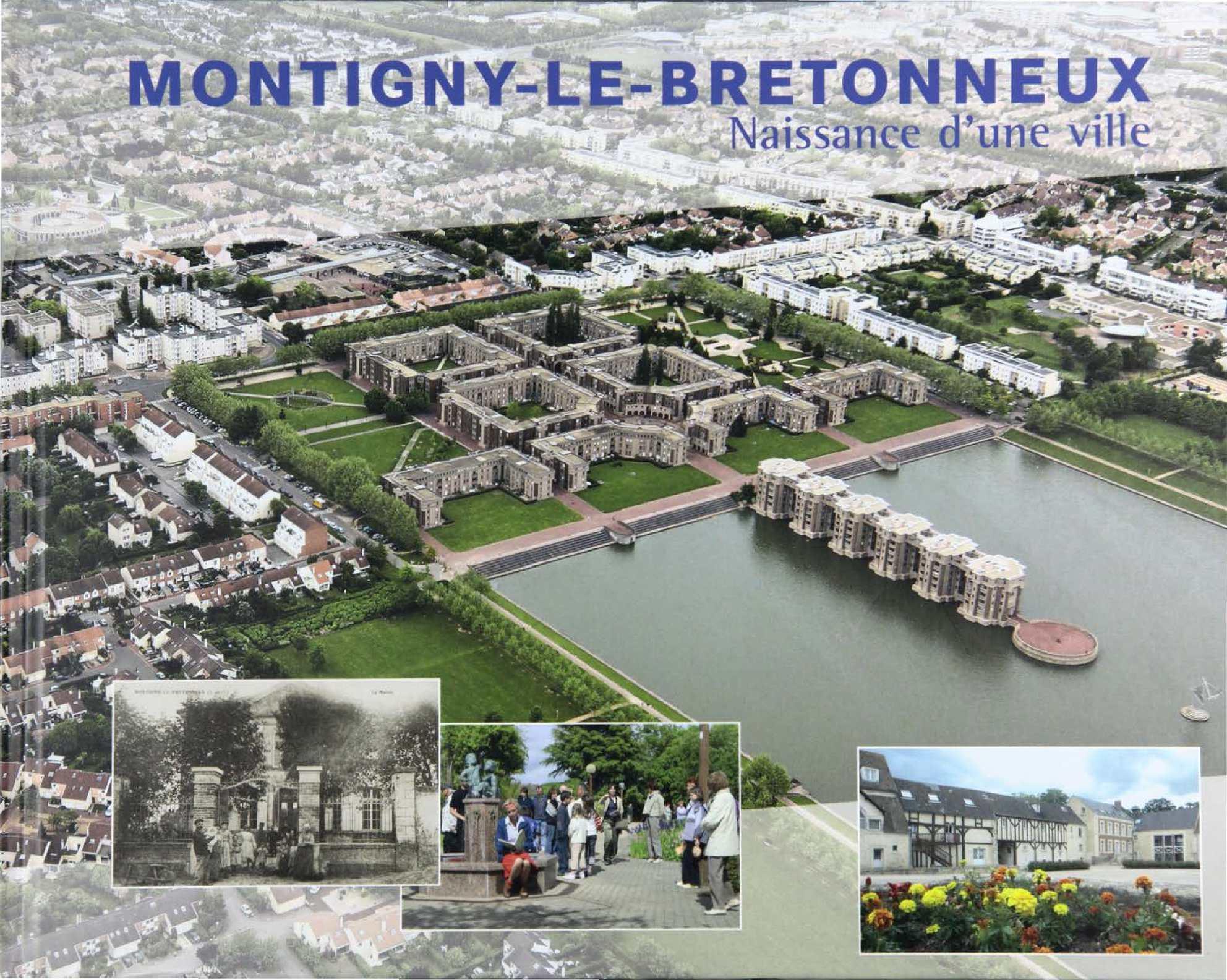 Calam o montigny le bretonneux naissance d 39 une ville for Villes des yvelines