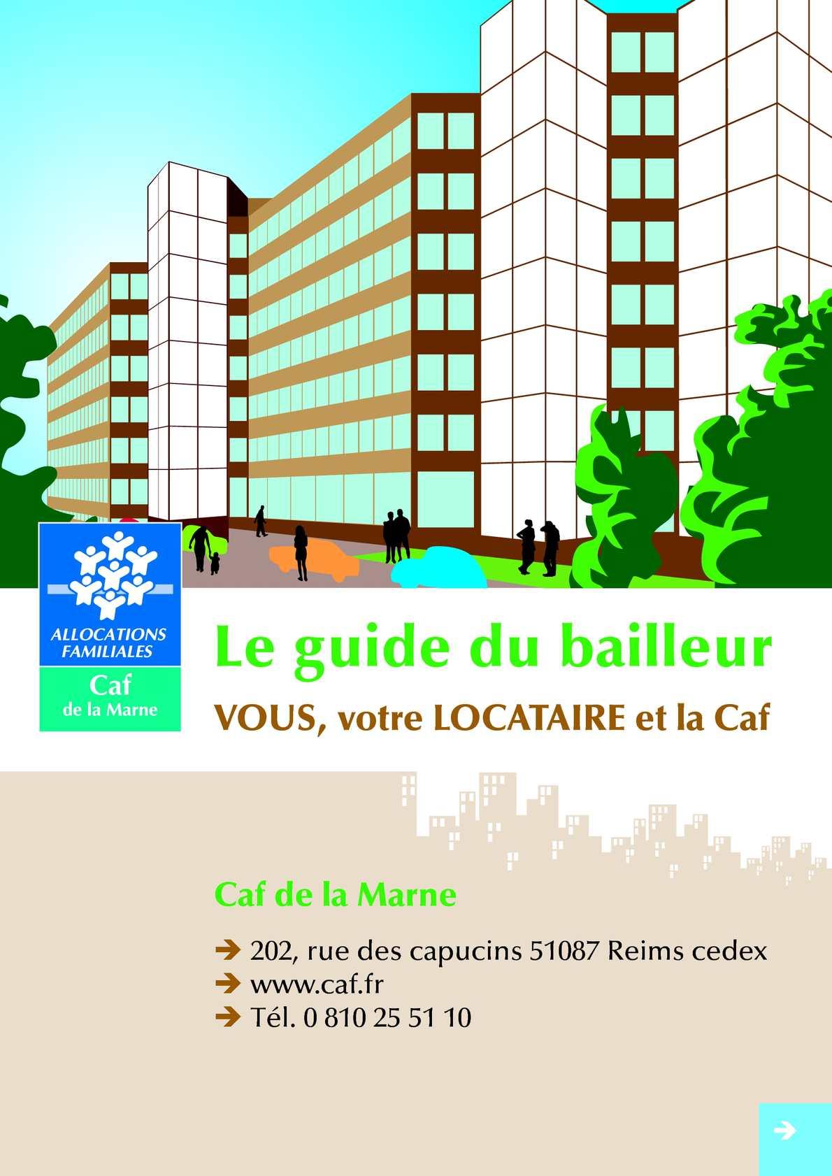 La Caf Fr Reims