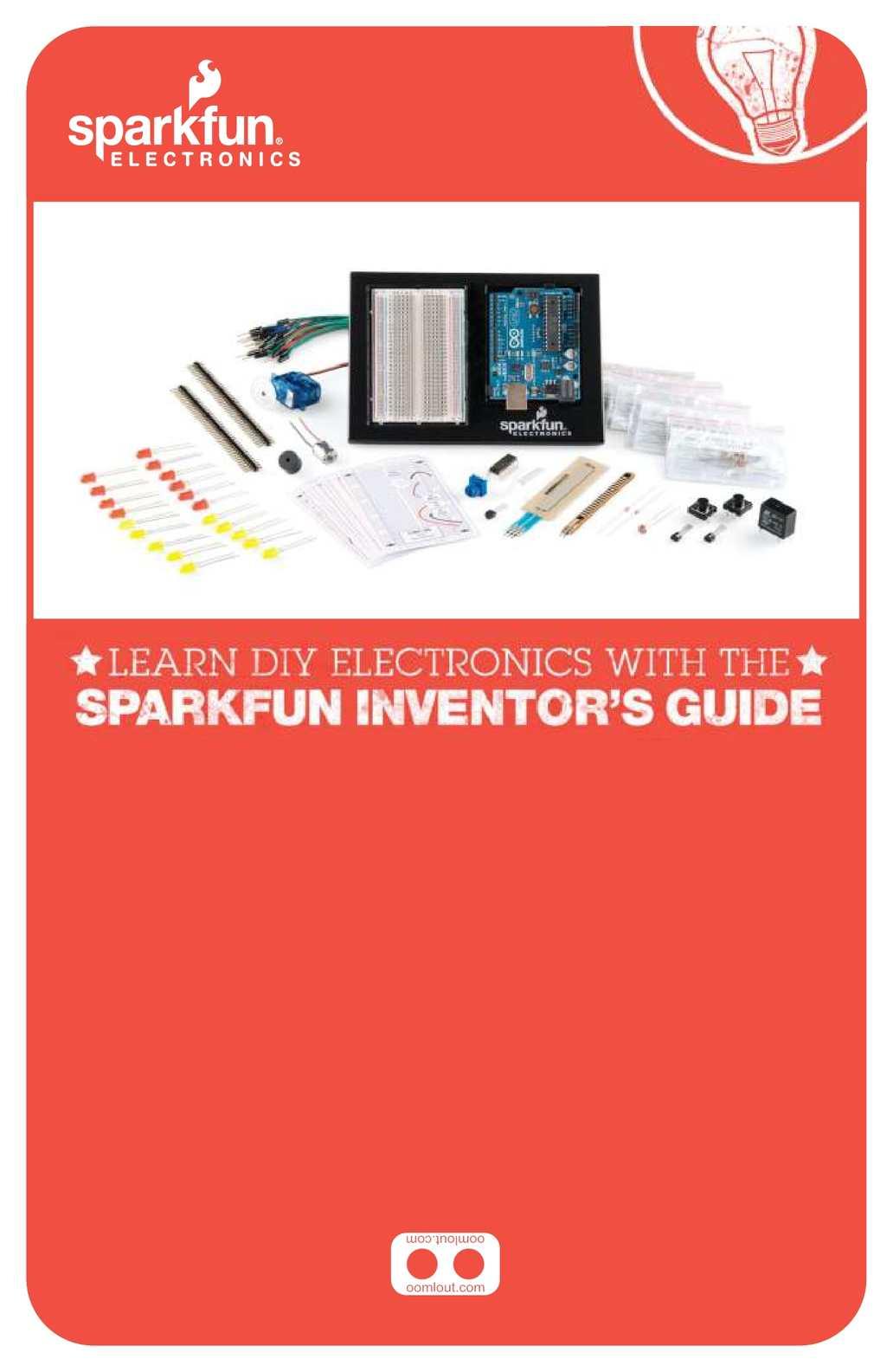 Calamo Sparkfun Inventors Guide Arduino Voltage Divider Circuit For Measure Analog Temperature