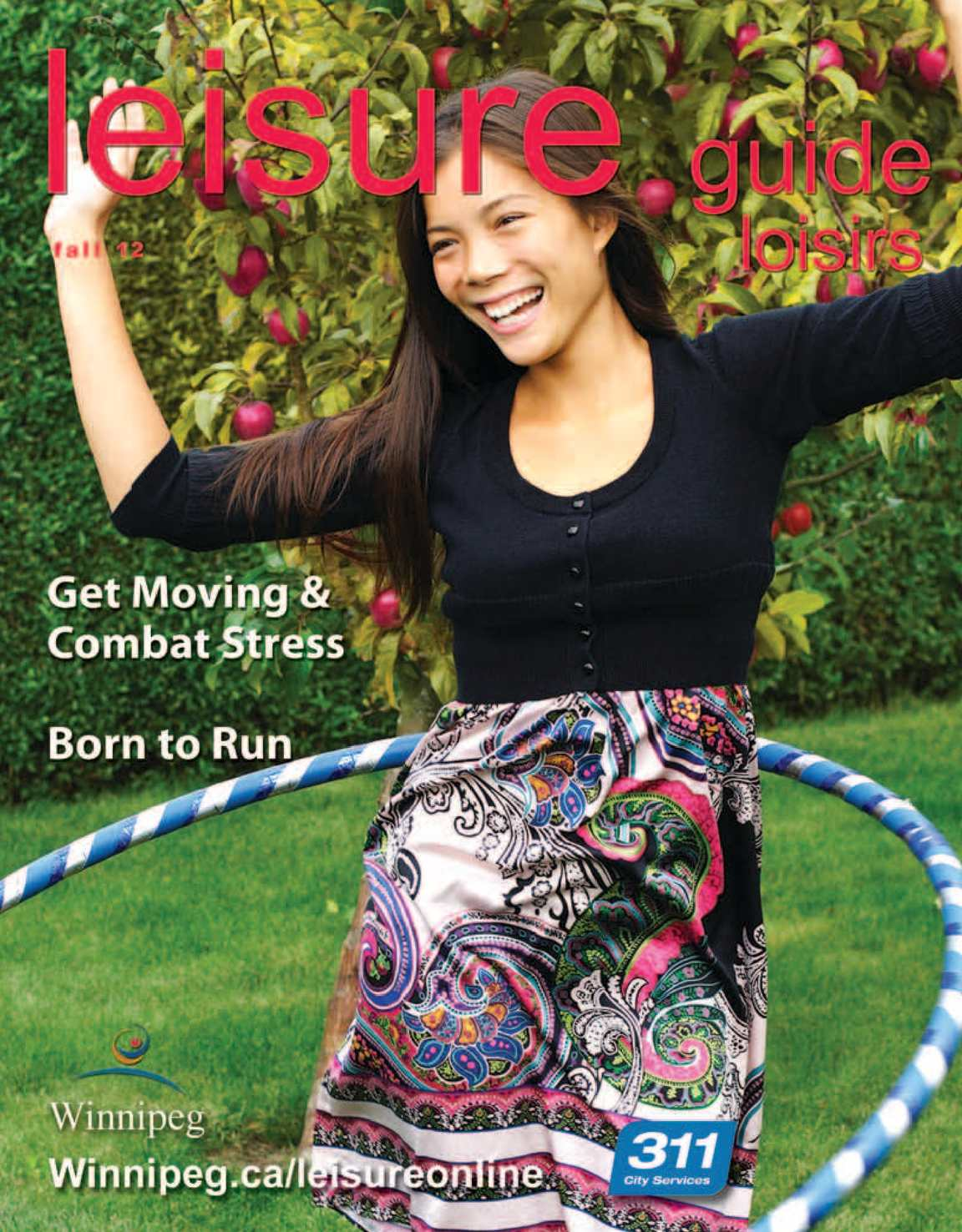 Get ready: Registration for Winnipeg's Leisure Guide ...