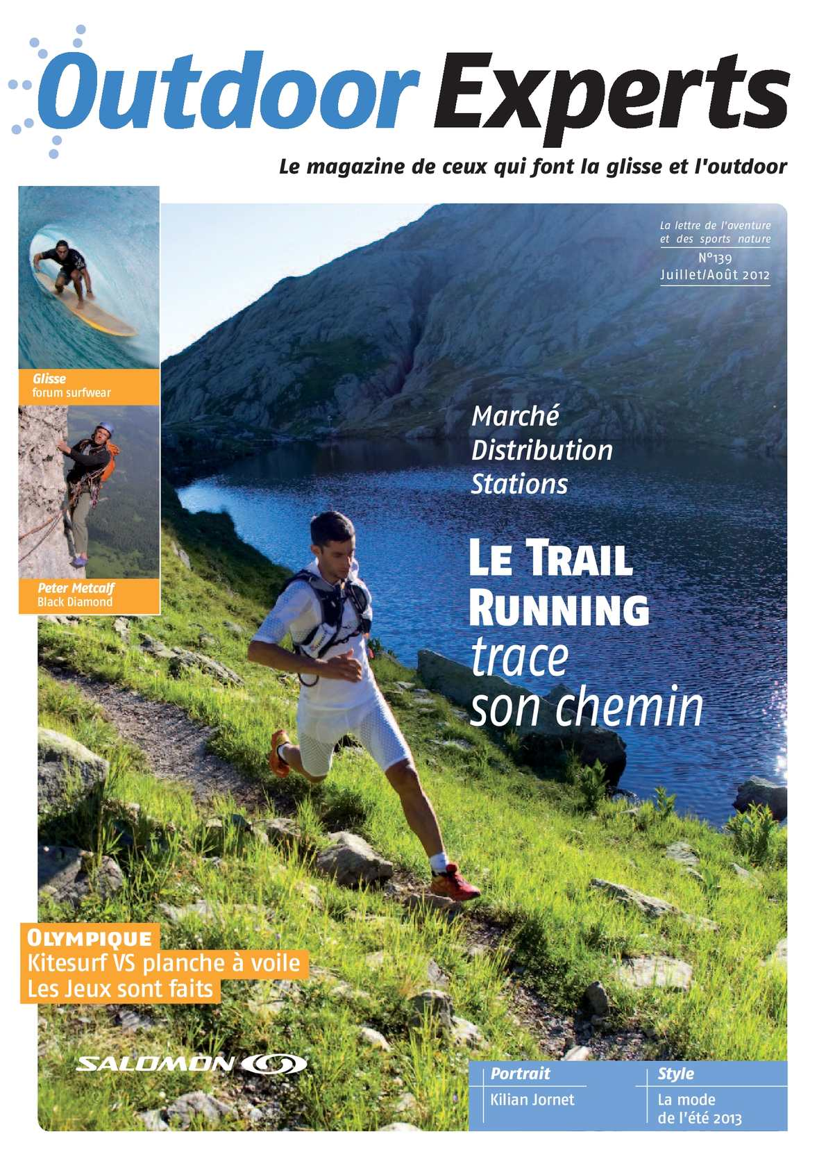 Outdoor Experts Magazine n°139 Calaméo juilletaoût 2012 Yby7fg6