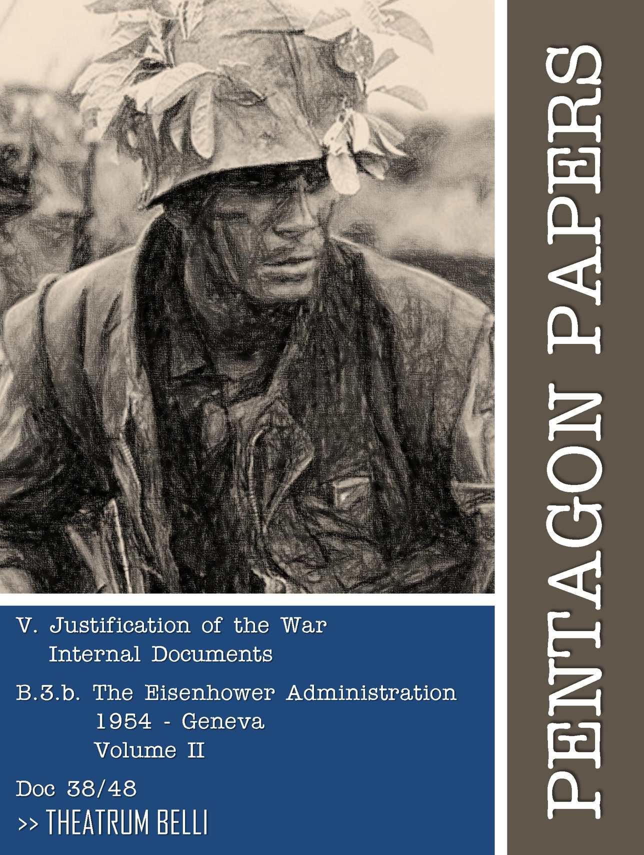 Calamo Pentagon Papers 3848 Justification